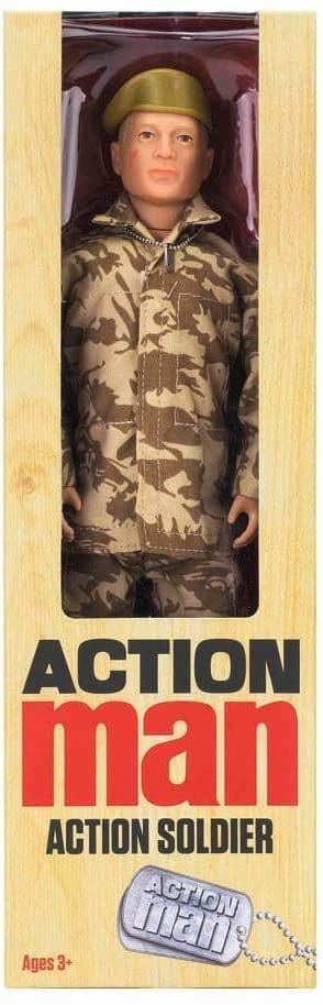 Limited Edition Action Man Action Soldier